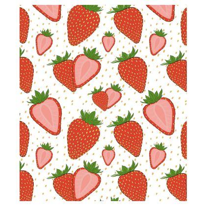Sweet Strawberries - Shoulder Bag