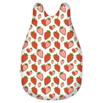 Sweet Strawberries - Baby Sleeping Bag