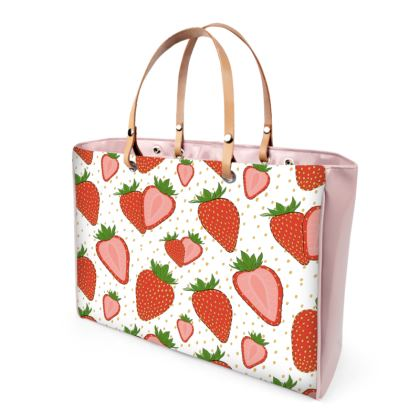 Sweet Strawberries - Handbag