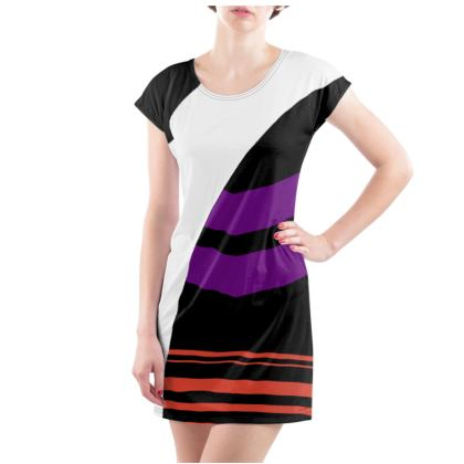 Ladies Tunic T Shirt - Minimal 2
