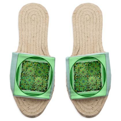 sandali eleganti linea acquarelli