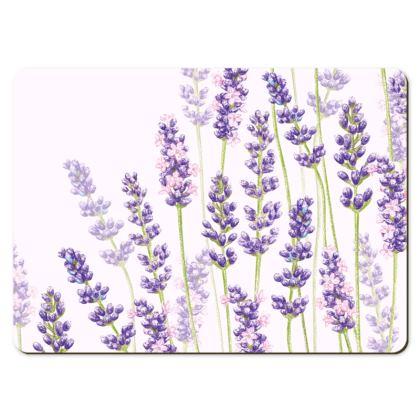 Large Placemats - Lavender Fancy