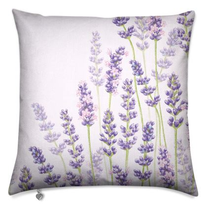 Lavender Fancy Luxury Cushion