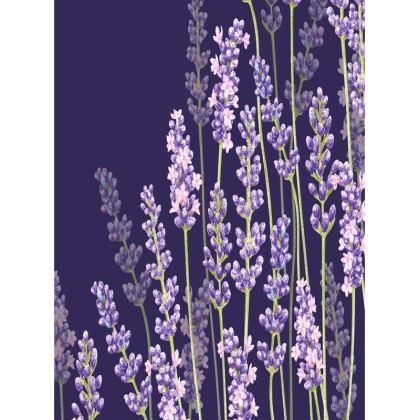 Tray - Midnight Lavender Fancy
