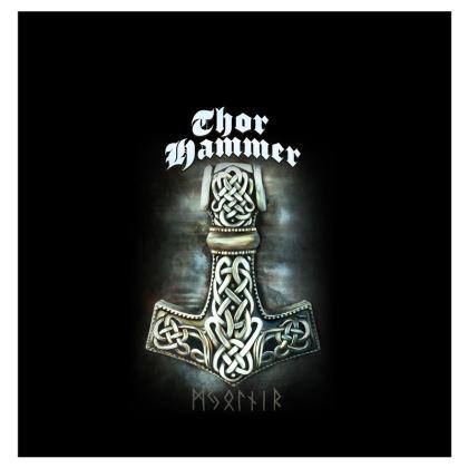 T-shirt Homme - Viking Collection - Thor Hammer ( Mjollnir )
