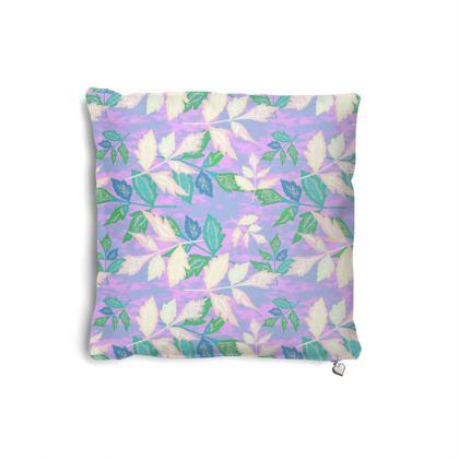 Pillows Set Slipstream Blueberry Basket