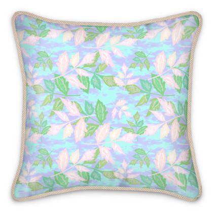 Silk Cushions Slipstream Quiet Lake