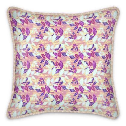 Silk Cushions Slipstream Bramble
