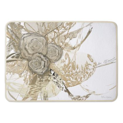 Bath Mat - Badrumsmatta - 50 Shades of Lace