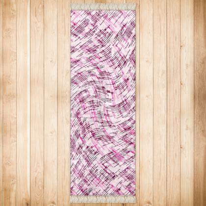 Runner (180x63cm) - Petri Family Pink Remix