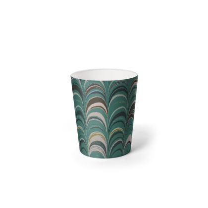 Waste Paper Bin - Around Ex Libris Jade Remix (1800 -1950)