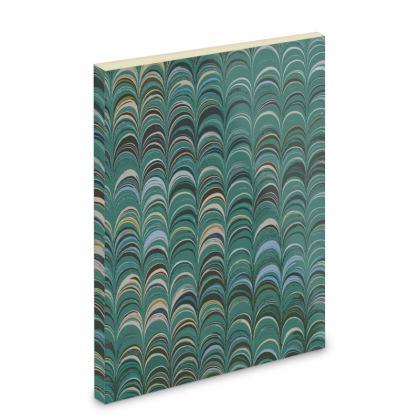Pocket Note Book - Around Ex Libris Jade Remix (1800 -1950)