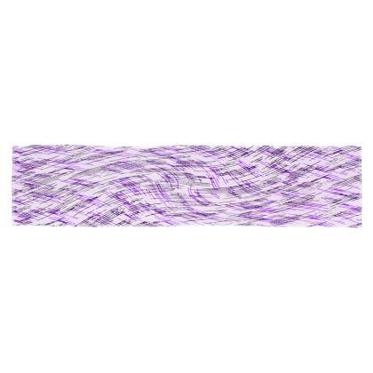 Scarf Wrap Or Shawl - Petri Family Purple Remix