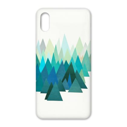 iPhone Case Cold Mountain