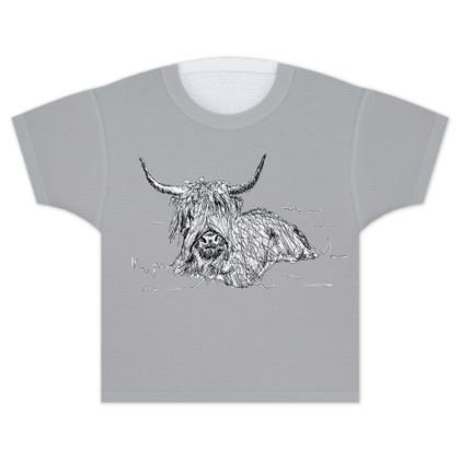 Cow Little'un T-Shirt