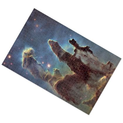 Pillars of Creation Jigsaw Puzzle