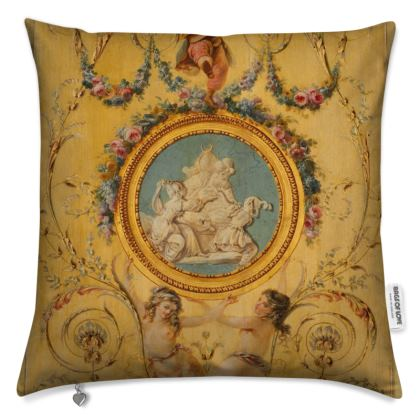 Cushions: The Golden Angel