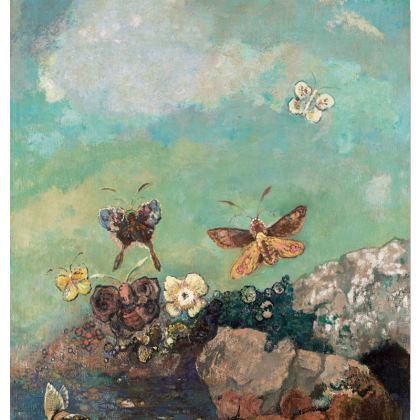 Cushions: The Butterflies