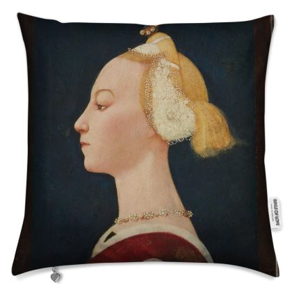 Cushions: The Other Girl