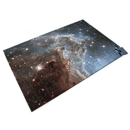 Monkey Head Nebula Jigsaw Puzzle