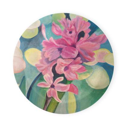 Hyacinth and Honesty