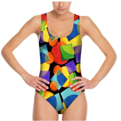 Candy Rainbow Swimsuit
