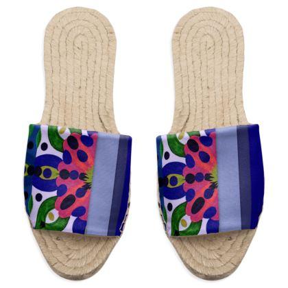 sandali linea acquarelli