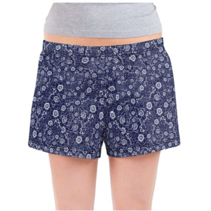 Lua Ladies Pyjama Shorts