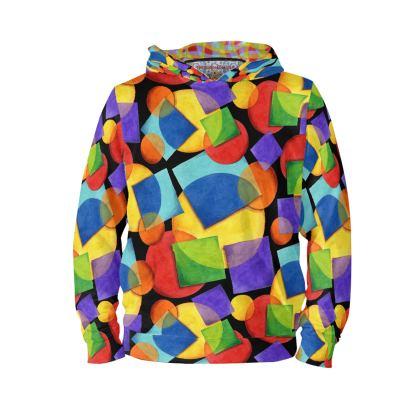 Candy Rainbow Hoodie