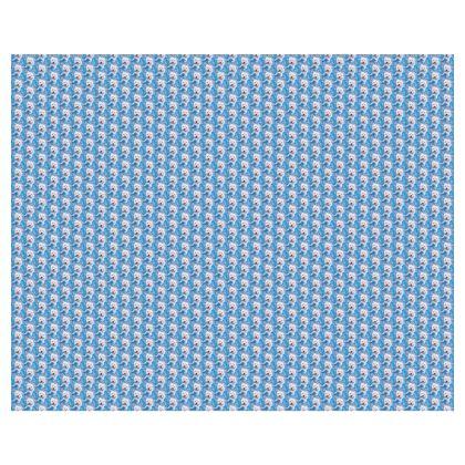 Millie the Westie Fine Art Print Kimono by Somerset (UK) Artist and Designer Amanda Boorman