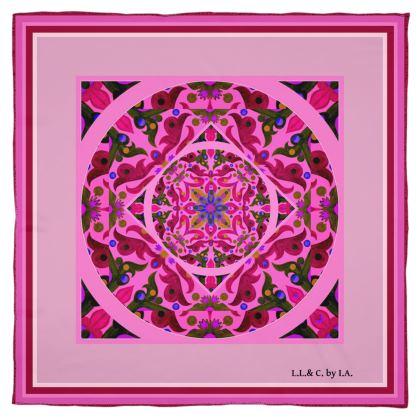 foulard linea acquarelli