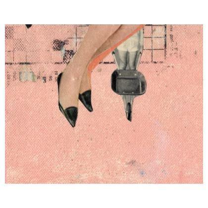 Vintage pop Kimono