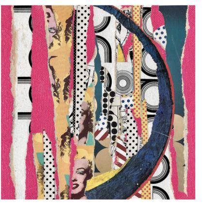 Pop and Dots Kimono