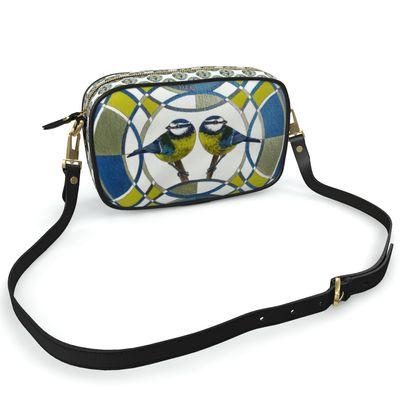 Blue Tits Camera Bag