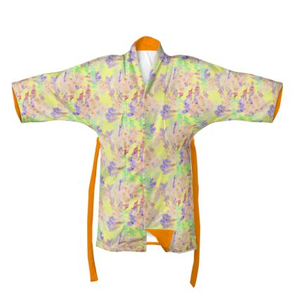 Kimono  Moonlight Foxglove