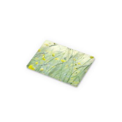 Cutting Boards in Buttercup Meadow Flower Design