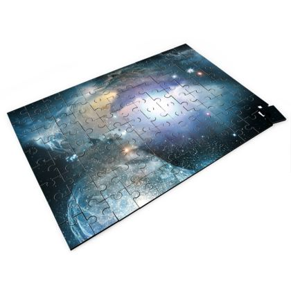 From the Ashes of the First Stars Space Jigsaw Puzzle