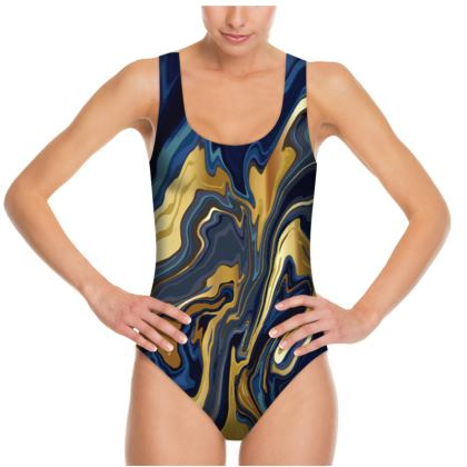 Indigo Ocean Swimsuit