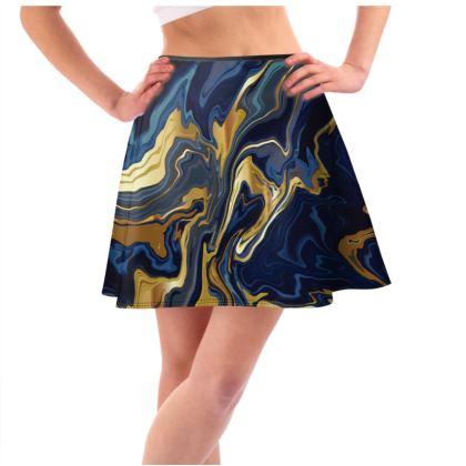Flared Skater Skirt