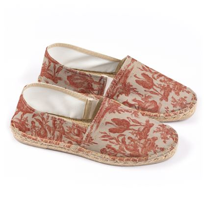 Espadrilles Four Parts of the World