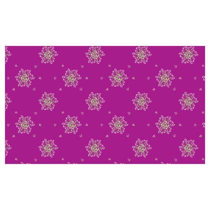 Skirt, Spiral Roses