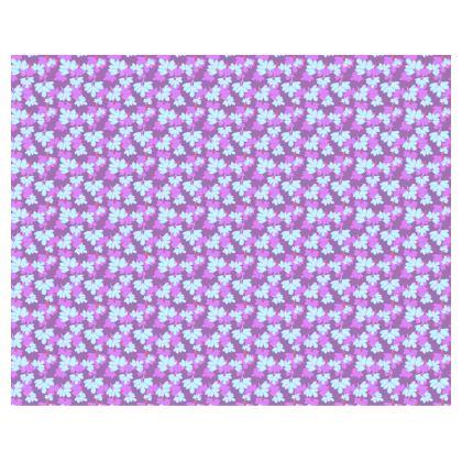 Kimono Oriental Leaves Midnight