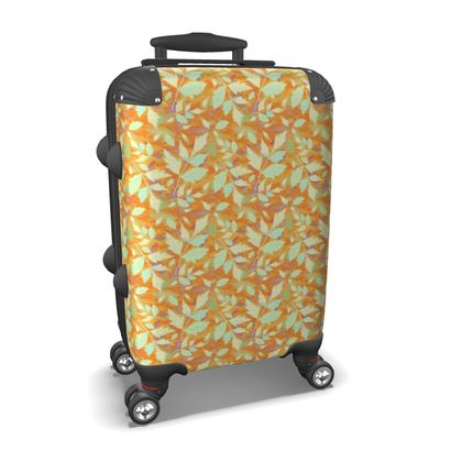 Suitcase  Cathedral Leaves  Cornfield