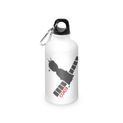 Soyuz Spacecraft Survival Kit Water Bottle