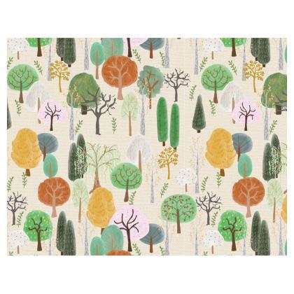 Winter Forest Handbag