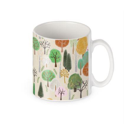 Winter Forest Mug