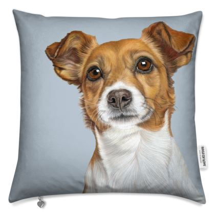 Jack Russell Terrier Cushions