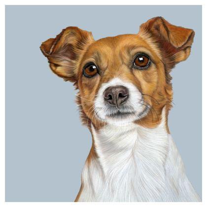 Jack Russell Terrier Cufflinks