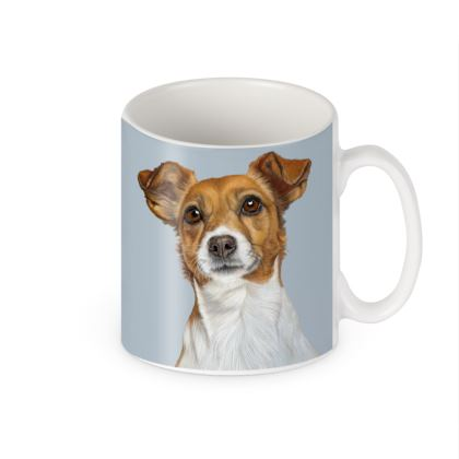 Jack Russell Terrier Chunky Mug