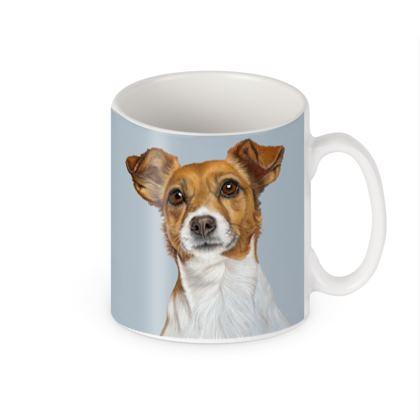Jack Russell Terrier Chunky Mug